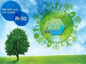 Gas R32 là gì? Tại sao công nghệ Inverter Gas 32 lại tiết kiệm điện?
