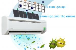 Đánh giá máy lạnh Daikin Inverter lý do nên mua Daikin
