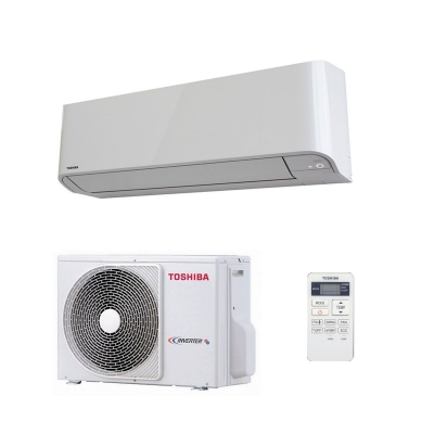 Toshiba 2HP Inverter, Plasma ion, Auto Clean